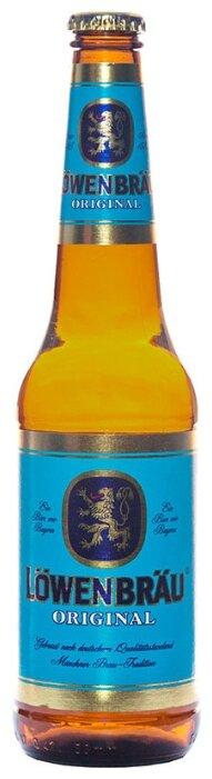 Пиво светлое Lowenbrau Original 0.47 л