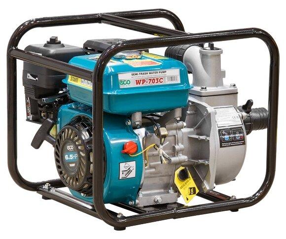 Мотопомпа Eco WP-703C 6.5 л.с. 700 л/мин
