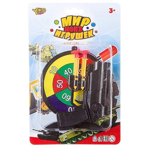 Фото - Набор Yako Мир моих игрушек Тир (K88730) набор машин yako мир моих игрушек m7558 1 белый