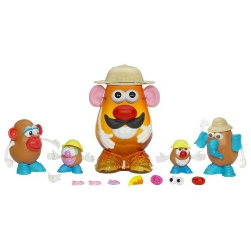Игровой набор Hasbro Mr Potato Head Playskool Safari 20335 развивающая игрушка hasbro playskool showcam