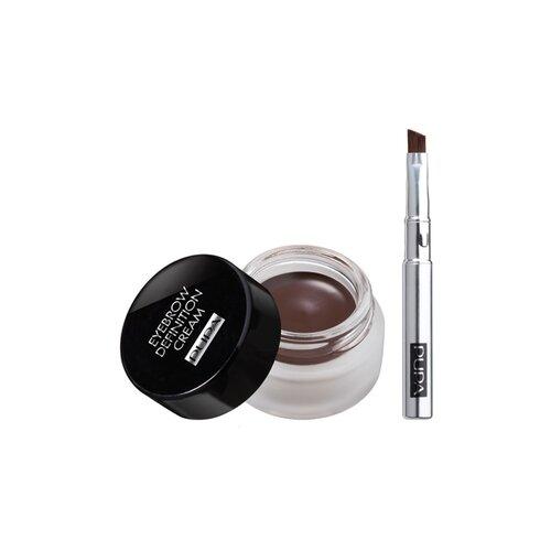 Купить Pupa крем для бровей Eyebrow Definition Cream 003, какао
