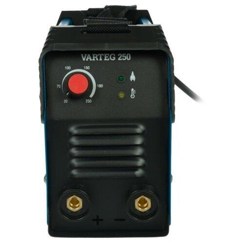 Сварочный аппарат FoxWeld Varteg 250 (MMA) сварочный аппарат foxweld мастер 160 mma