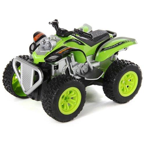 Квадроцикл Veld Co Rock Crawler (83562) 17.5 см зеленый