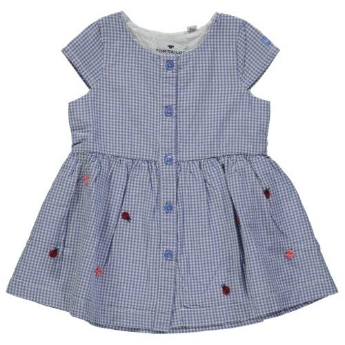 Платье Tom Tailor размер 74, синий