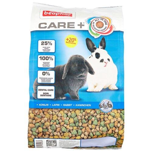 Корм для кроликов Beaphar Care+ 1.5 кг