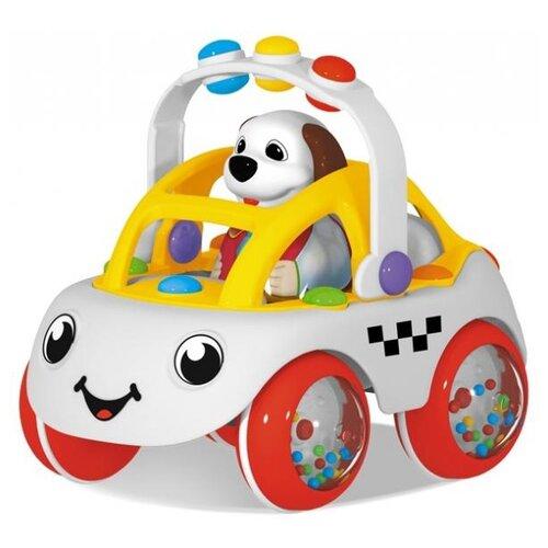 Купить Машинка Stellar Пышка такси 01950 17 см, Машинки и техника