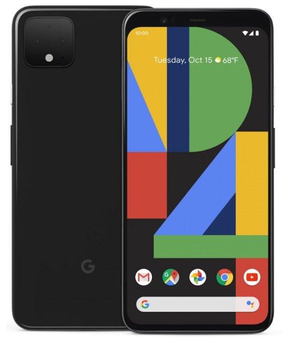 Стоит ли покупать Смартфон Google Pixel 4 XL 6/128GB — выгодные цены на Яндекс.Маркете