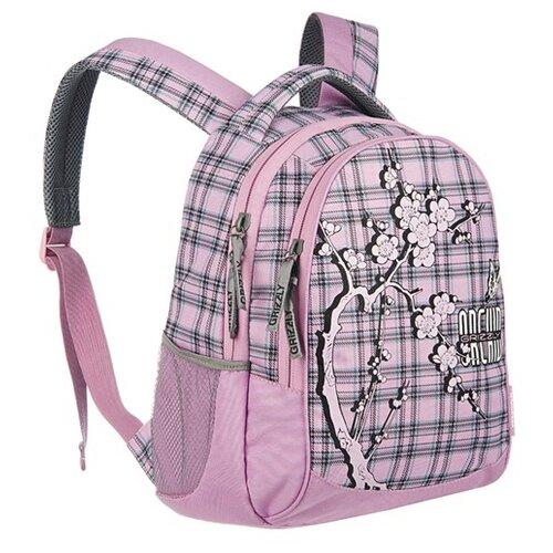 цена на Grizzly рюкзак RD-659-1, розовый