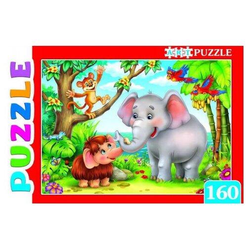 Пазл Рыжий кот Artpuzzle Сказка № 93 (ПА-4563), 160 дет.