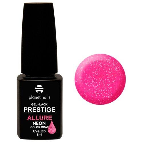Гель-лак planet nails Prestige Allure Neon, 8 мл, оттенок 692 гель лак planet nails prestige allure 8 мл оттенок 905