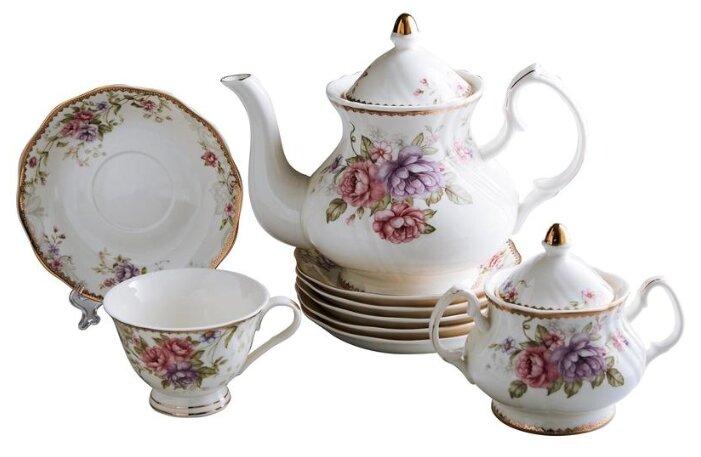 Чайный сервиз Beatrix Лоренс 14 предметов