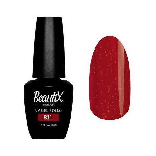 Купить Гель-лак для ногтей Beautix UV Gel Polish, 15 мл, 811