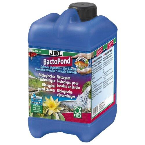 Жидкость для водоема JBL BactoPond 2.5 л жидкость для водоема tetra algofin 1 л