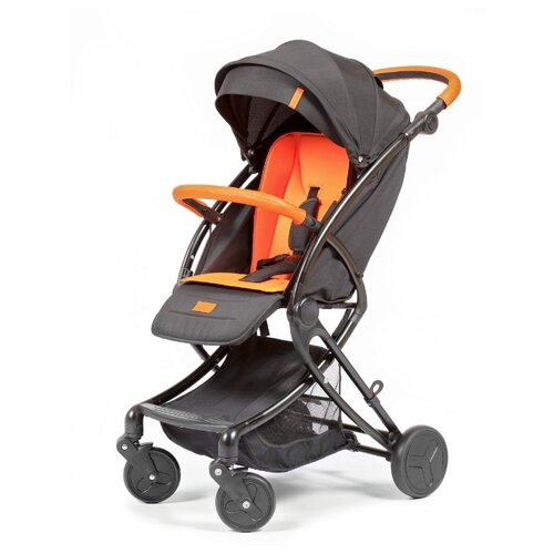 Прогулочная коляска Giovanni Modo black/orange