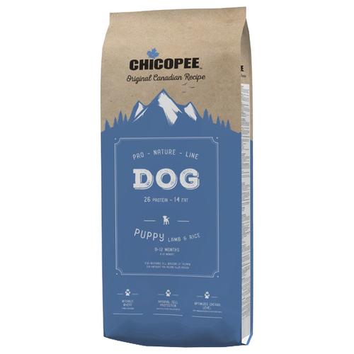 Корм для собак Chicopee (20 кг) Для щенков всех пород chicopee chicopee meaty's duck беззерновое мясное лакомство для собак с уткой 80 г