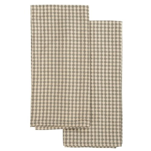 TKANO Набор полотенец Essential кухонное бежевый