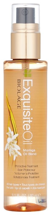 Biolage Масло питающее для всех типов волос Exquisite Oil