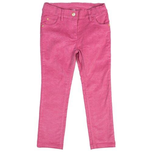 Купить Брюки playToday Я-принцесса 372013 размер 128, розовый
