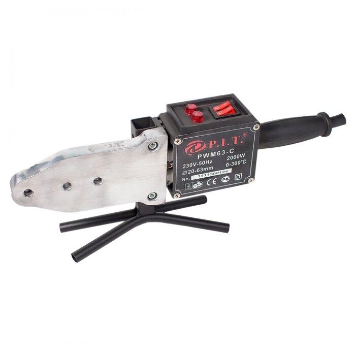 Паяльник электрический для пл труб PWM63-C МАСТЕР