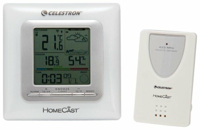 Метеостанция Celestron 47021 HomeCast Weather Station фото 1