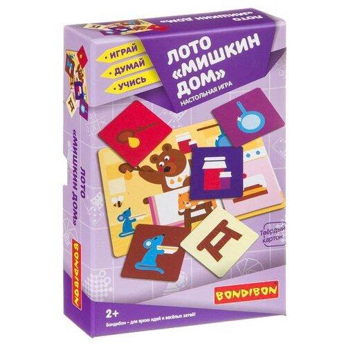 Настольная игра BONDIBON Мишкин Дом недорого