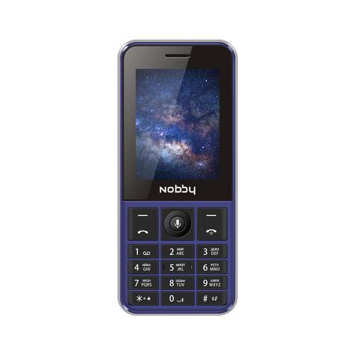 Телефон Nobby 240 LTE синий