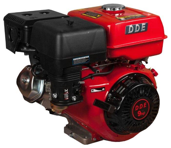 Бензиновый двигатель DDE DDE177F-S25