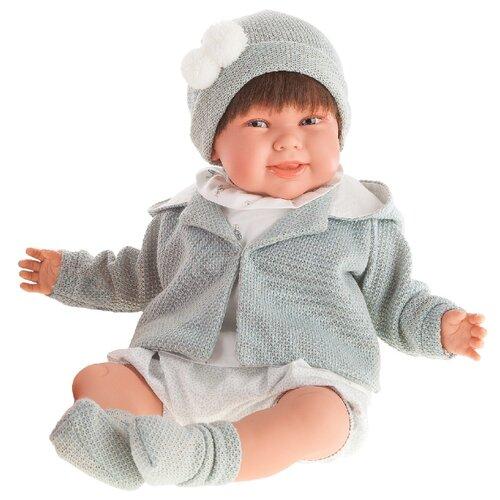 Купить Интерактивная кукла Antonio Juan Макарена в серой курточке, 52 см, 2003G, Куклы и пупсы