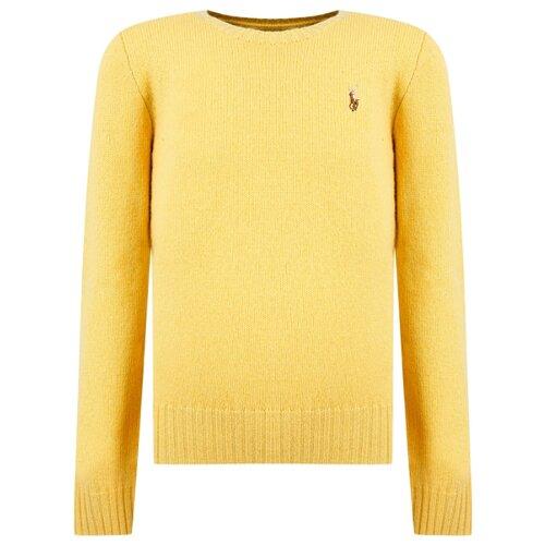 Купить Джемпер Ralph Lauren размер 122, желтый, Свитеры и кардиганы