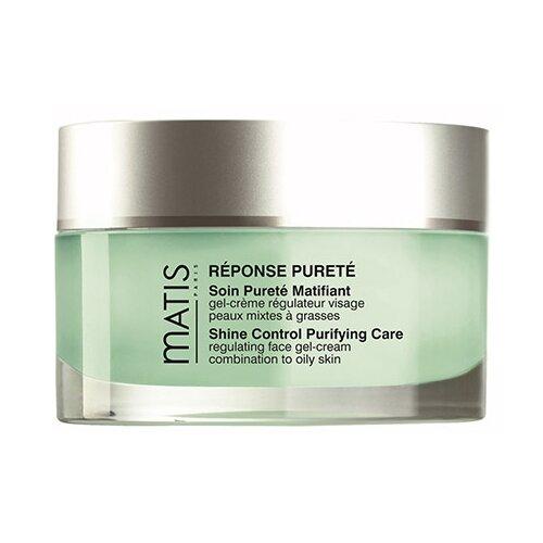 Matis Reponse Purete Shine Control Purifying Care Гель для лица регулирующий жирность кожи, 50 мл