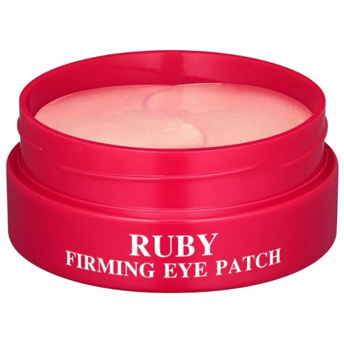 SNP Патчи с экстрактом пудры рубина Ruby Firming Eye Patch (60 шт.) snp acsys balancing emulsion