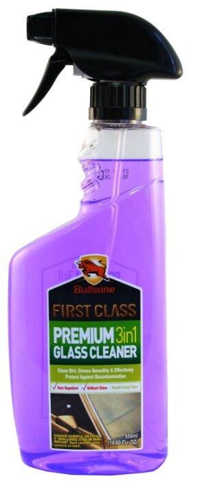 Очиститель для автостёкол Bullsone Premium Glass Cleaner