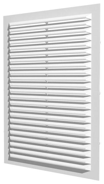 Вентиляционная решетка ERA 1724С 240 x 170 мм