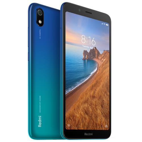 Купить Смартфон Xiaomi Redmi 7A 2/32GB синий изумруд