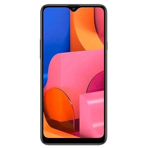 Смартфон Samsung Galaxy A20s 32GB черный (SM-A207FZKDSER)