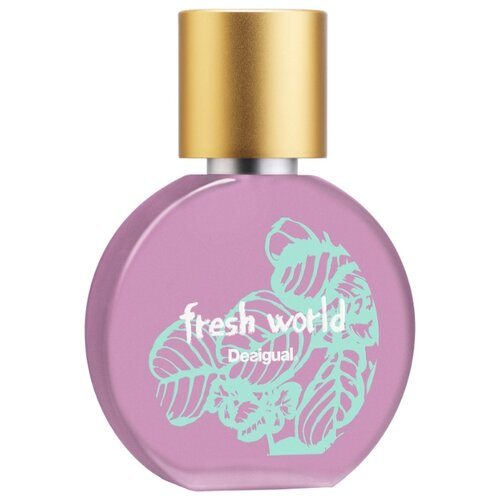 Туалетная вода Desigual Fresh World, 30 мл цена 2017