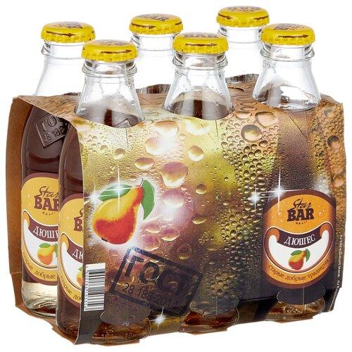 Газированный напиток Star Bar Дюшес, 0.175 л, 6 шт. star bar лимонад тархун 6 шт по 0 175 л