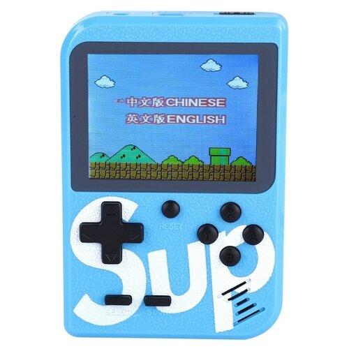 Игровая приставка Palmexx SUP Game Box 400 in 1 синий