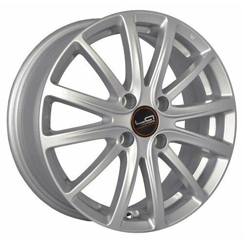 Фото - Колесный диск LegeArtis KI123 6x15/4x100 D54.1 ET48 Silver колесный диск trebl 64g48l 6x15 5x139 7 d98 6 et48 silver