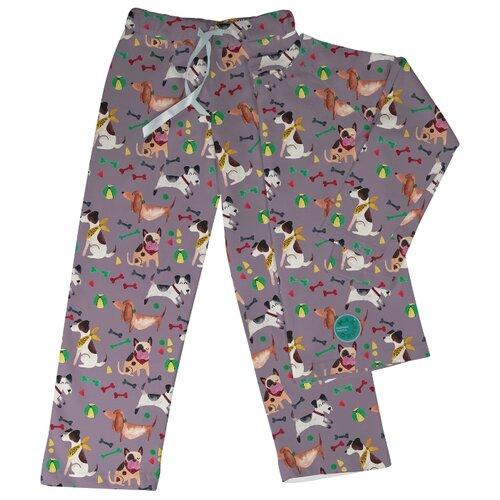 Пижама Marengo Textile размер 140, лиловый, Домашняя одежда  - купить со скидкой