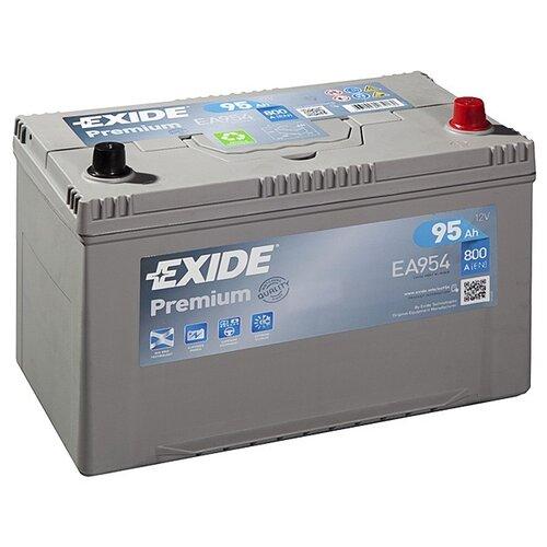 цена на Автомобильный аккумулятор Exide Premium EA954