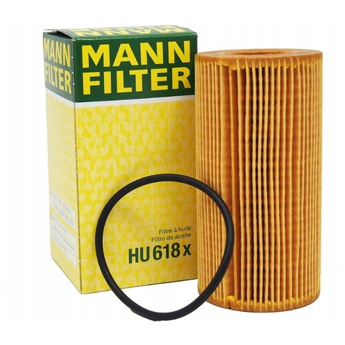 Фильтрующий элемент MANNFILTER HU618X