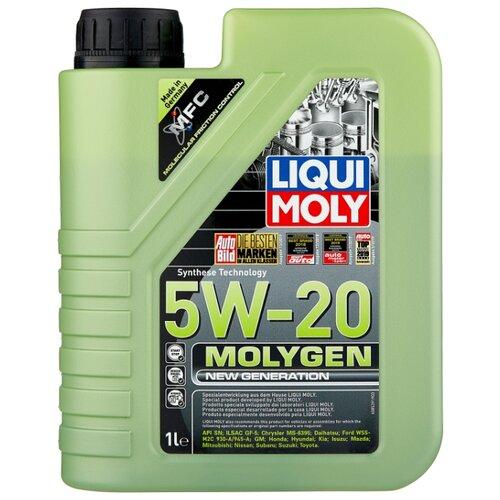 цена на Моторное масло LIQUI MOLY Molygen New Generation 5W-20 1 л