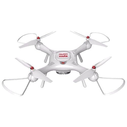 Квадрокоптер Syma X25Pro белый syma x8sw d
