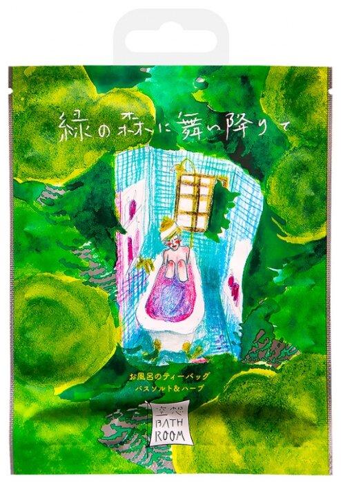 Charley Соль для ванн В зеленом лесу