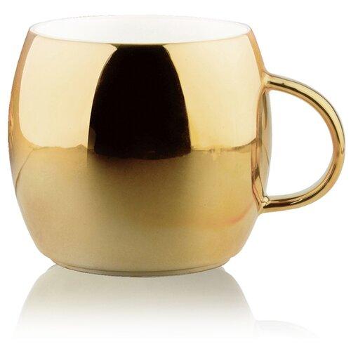Asobu Кружка Sparkling mugs 380 мл золотистая термокружка 0 38 л asobu sparkling mugs золотистая mug 550 gold