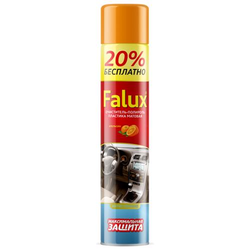 PLEX Очиститель-полироль салона автомобиля Falux Апельсин