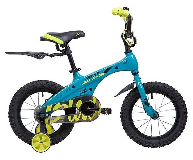 Детский велосипед Novatrack Blast 14 (2019)