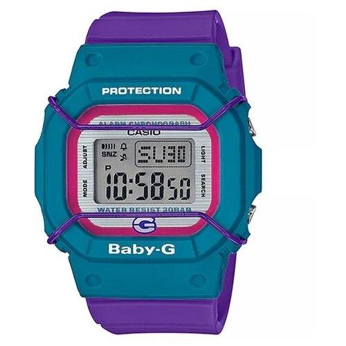 Наручные часы CASIO BGD-525F-6E женские часы casio bgd 560slg 4d