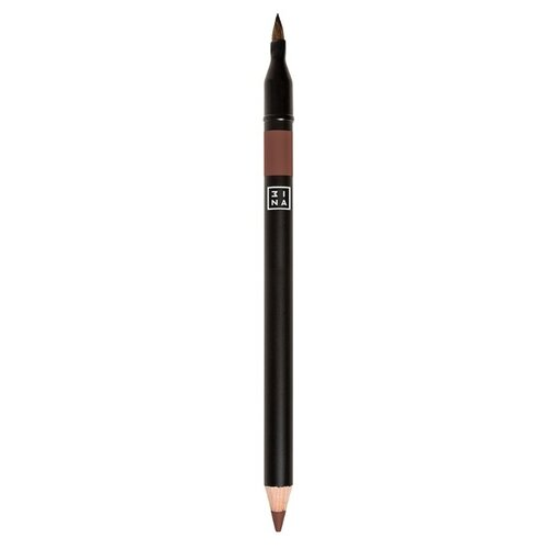 3INA Карандаш для губ с аппликатором 3INA 513 3ina карандаш для губ с аппликатором 3ina 513